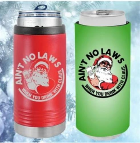 Custom Insulated Koozie and Neoprene Koozies - FREE SETUP