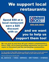 Earn Rewards for Supporting Local Restaurants