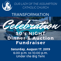 OLA 50's Night: Dinner & Auction Fundraiser