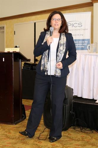 Lisa Anderson, consultant, speaker, author