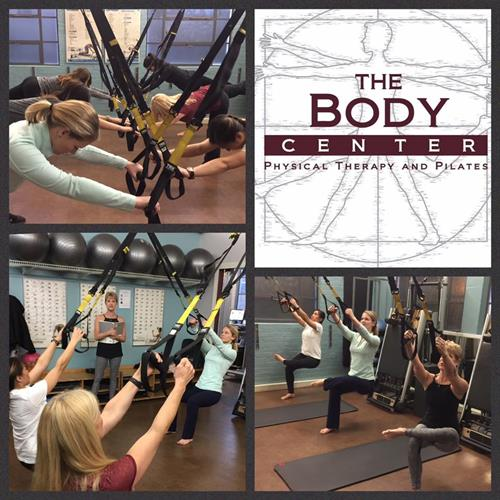 TRX classes available