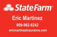 Eric Martinez, State Farm Insurance