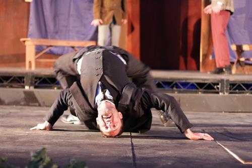 2017 Hamlet-- Midsummer Shakespeare Festival