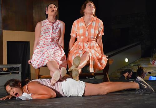 2017 Much Ado About Nothing-- Midsummer Shakespeare Festival