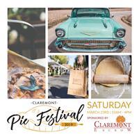 2019 Claremont Pie Festival