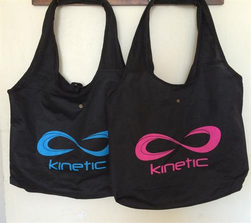 Custom imprint tote bag