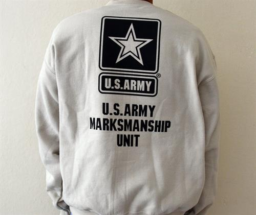 Sweatshirt made for United States Army