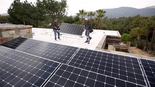 HPM Solar install 4