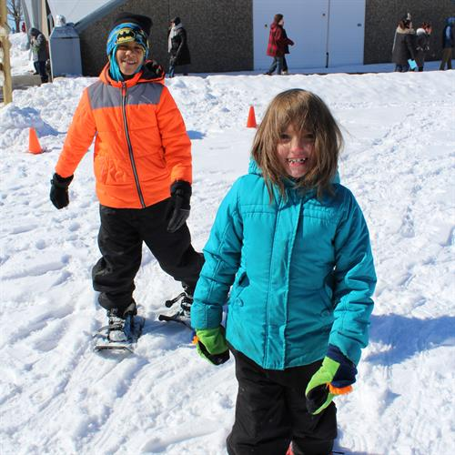 The Spaulding Annual Winter Carnival offers a unique and creative theme and lots of fun outdoor activities.