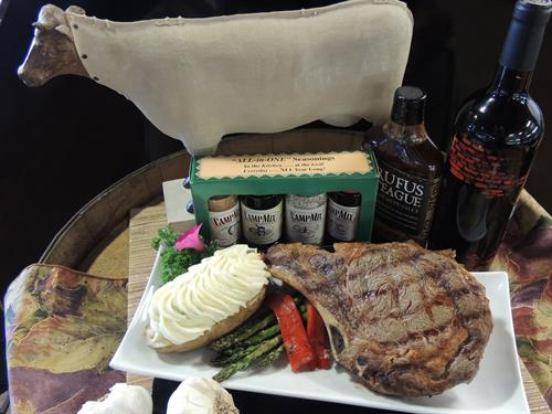 Ribeye your favorite?  We only sell USDA Prime and Top Choice American raised beef!