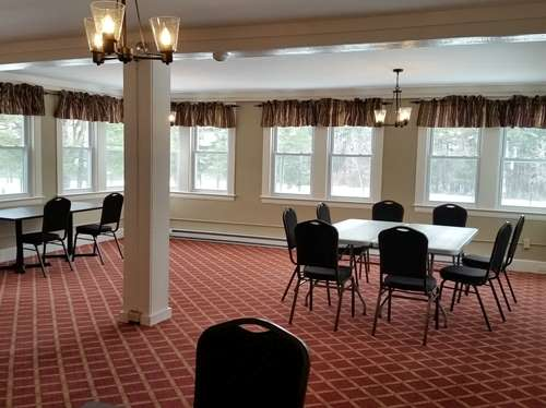 Mtn View Rm....great for functions up to 40ppl