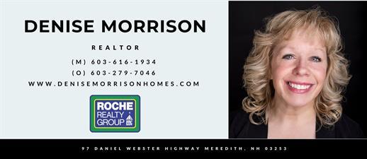 Denise Morrison - Sales Associate, Realtor®, Roche Realty Group