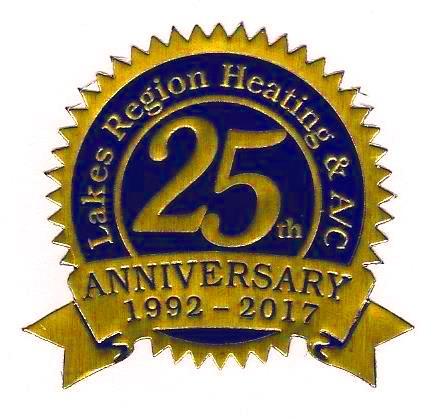 1992-2017 25th Anniversary