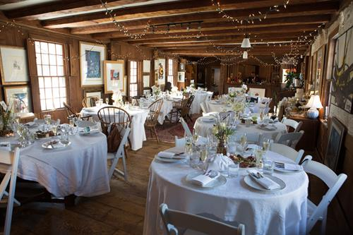 Weddings, the perfect place for the small, elegant New Hampshire Wedding