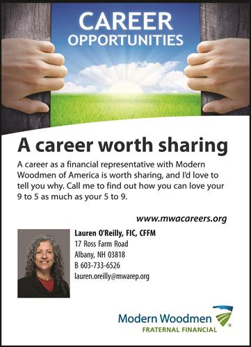 Career Worth Sharing