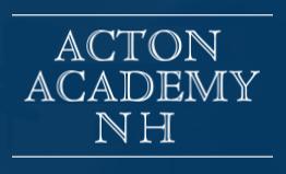 Acton Academy New Hampshire
