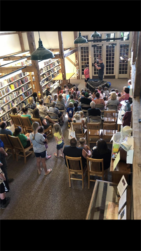 Gilmanton Year Round Library Performance
