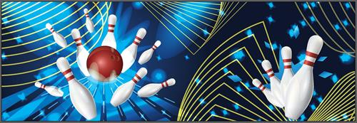 NEW: Ultimate Party-Bowliing! Candlepin balls & ½ scale 10-pin play!