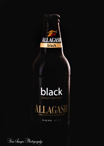 Allagash Black Belgium style stout