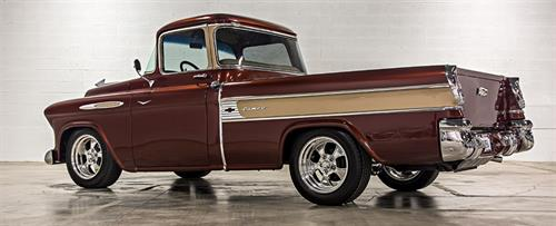 1955 Chevy Cameo with full independent suspension