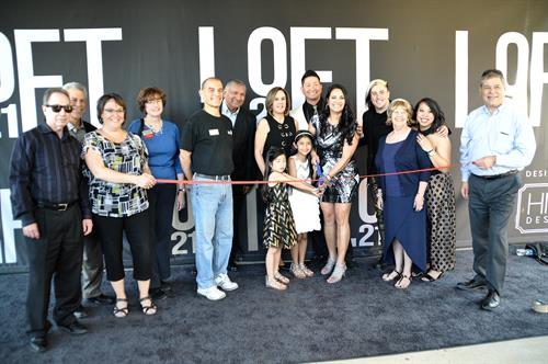 Loft 21 Grand Opening