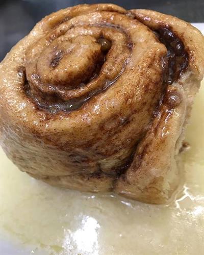 Grandma's Cinnamon Roll