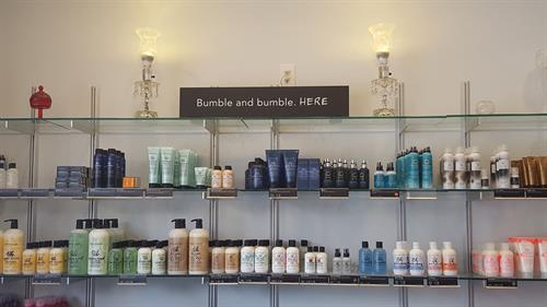 Bumble & Bumble products