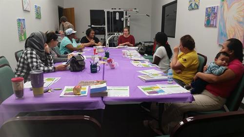 Educational Classes for our Co-Op Participants