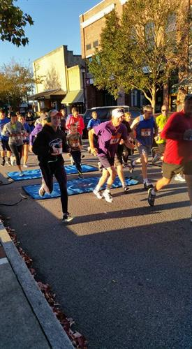 Good Samaritan 5k Fundraising Race