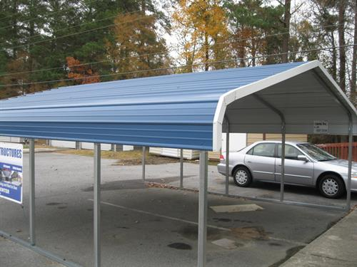 2 car carport only $995 installed.