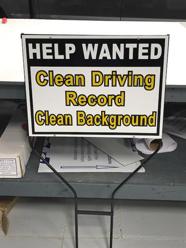Custom Signs for your Business