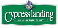 Cypress Landing on Chocowinity Bay, NC