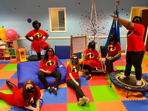 """The Incredible"" Pediatric Team"