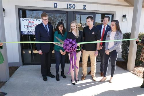 Our ribbon cutting on March 26, 2019!
