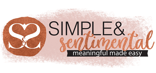 Simple & Sentimental helps people create unforgettable moments with their loved ones through convenient, innovative, and meaningful products.