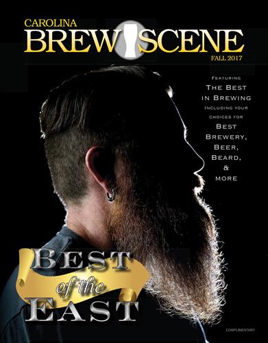 Brew Scene is a feature publication all about craft beers.