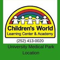 Children's World Learning Center (University Medical Park Location)
