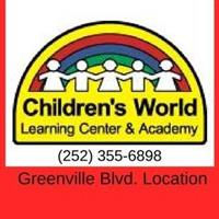 Children's World Learning Center (Greenville Blvd. Location)