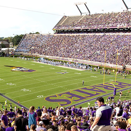 Athletic Turf Service - ECU