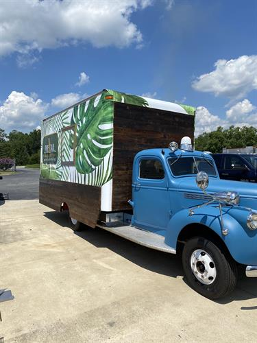 1946 Chevy Food Truck