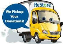 Free Pick-up for large donations M-Sat 9am- 5pm!  Call 252.329.8364
