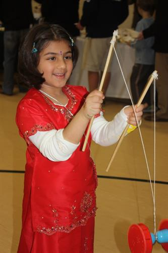 Celebrating diversity at International Night