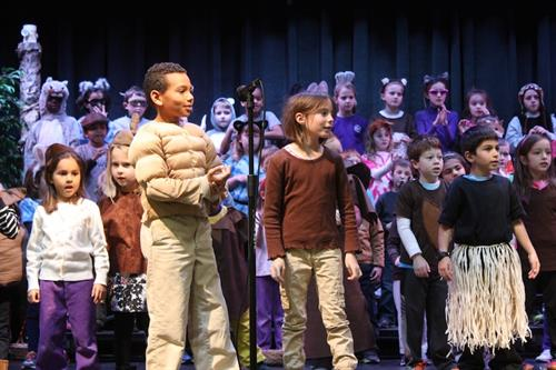 "This year's Lower School musical, ""Nuts!"""