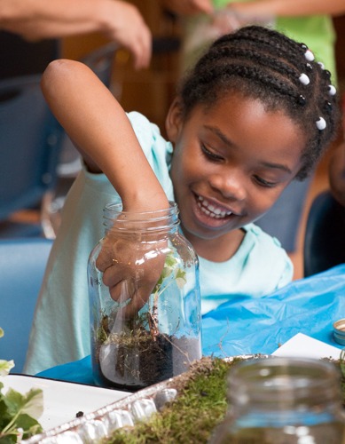 Environmental education at Sylvan Heights