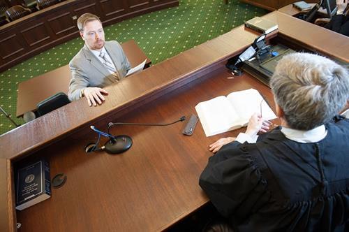 Gib Irons -Greenville Divorce Lawyer