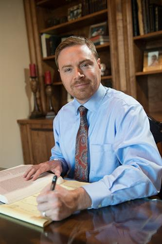 Gib Irons - Greenville NC Family Law Attorney