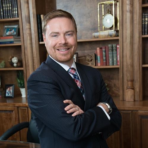 Attorney Gib Irons