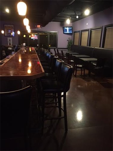 Bar and Bar Seating