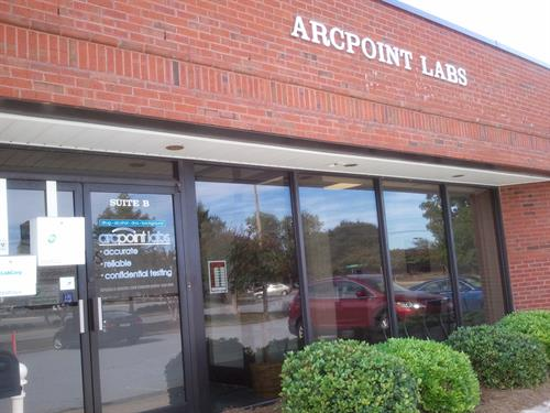 ARCpointLabs 2315B Executive Circle Greenville NC