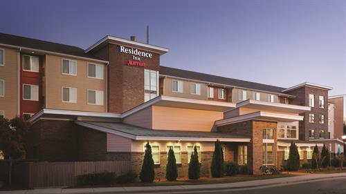 Welcome to Residence Inn Marriott!